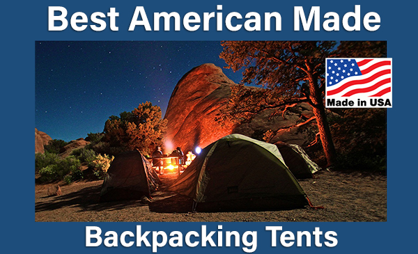 American Made Backpacking Tents