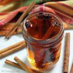 Cinnamon Simple Syrup