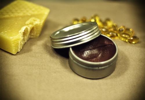 Cocoa Lavender Lip balm