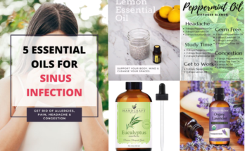 Essential Oils for Headache and Sinus