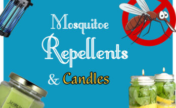 Mosquito Repellants and candles