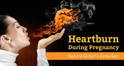 Heartburn During Pregnancy Natural Remedies