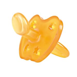 Hevea Star and Moon Orthodontic Pacifier Pacifiers