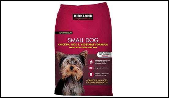 Kirkland Signature Small Breed Dog Food