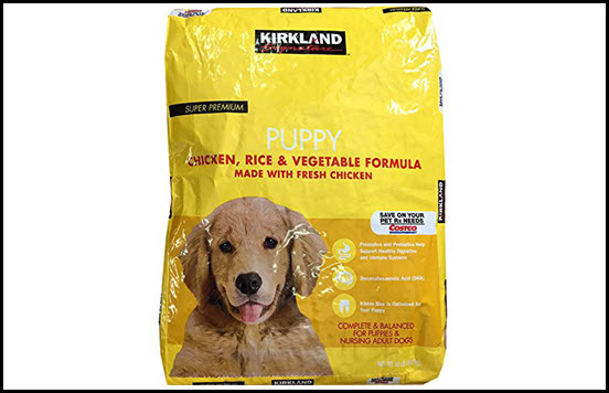 Kirkland Signature-Super Premium Puppy Dog Food