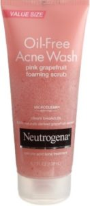 Neutrogena Face Wash