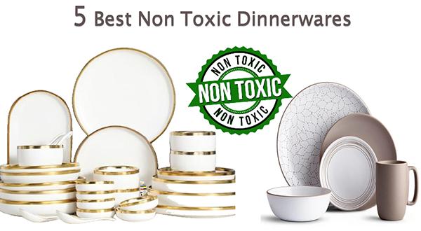 Non toxic dinnerwares