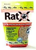 RatX pellets