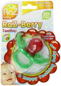 Raz-Berry Pacifier Pacifiers