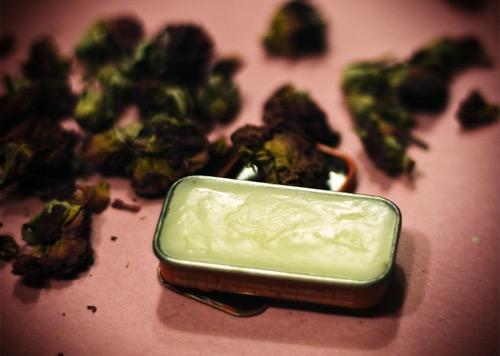 Rosey Lavender lip Balm