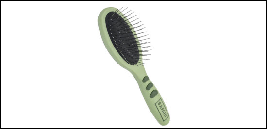 Safari Pin Brush for Dogs