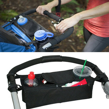 Stroller Handle Bar Bag