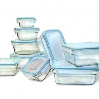 Tempered Glasslock Microwave Oven Safe Storage Containers