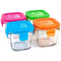 Wean-Green-Wean-Cubes- Baby-Food Glass-Containers