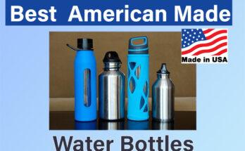 American made water bottles