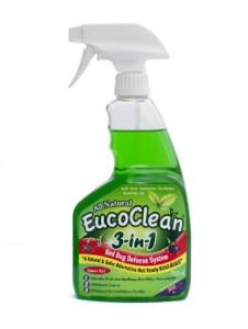 eucoclean bed bug defense system