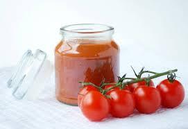 ketchups and sauces