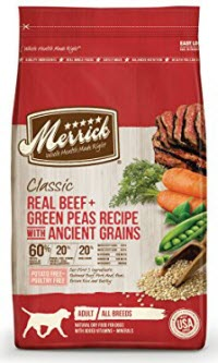merrick ancient grains