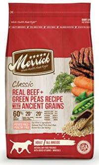merrick ancient grains