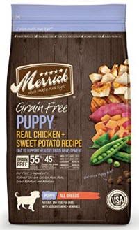 merrick puppy recipe
