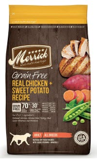 merrick real chicken