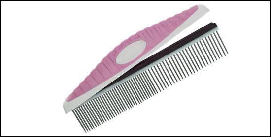 peto yichong- Pet Rotating Grooming Comb