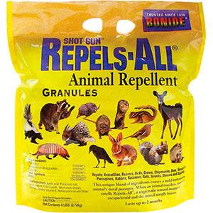 Repels All animal repellent