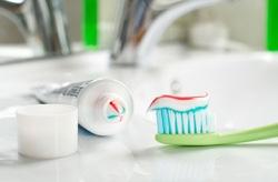 toothpaste test